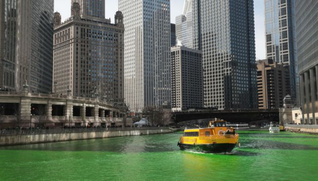 Chicago Water Taxi Season Set to Begin This Weekend