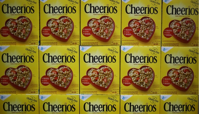 General Mills Announces Recall of 1.8M Boxes of Cheerios