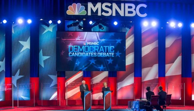 NBC News, MSNBC, Telemundo to Host First Democratic Presidential Primary Debate