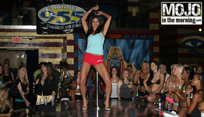 "Miss USA on Pole Dance Pics: ""I Didn't Do Anything Wrong"""