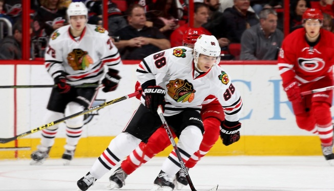 Blackhawks Blown Out as All-Star Break Mercifully Arrives