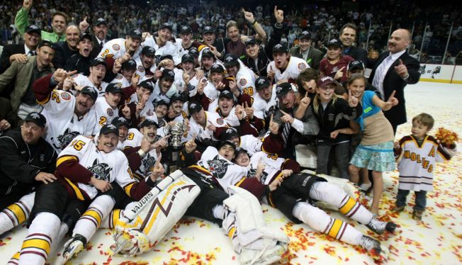 Chicago Wolves Clinch Central Division Title