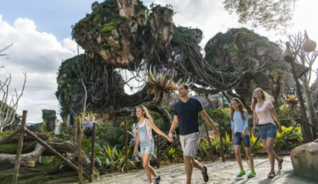 Welcome to 'Pandora': Disney to Open 'Avatar' Park in Orlando