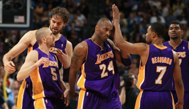 Blake, Sessions Lift Lakers to 3-1 Lead Over Nuggets