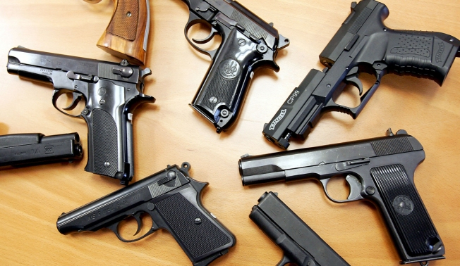 Colo. Lawmaker Leaves Loaded Handgun in State Capitol