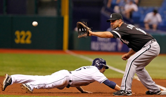 White Sox Slide Continues