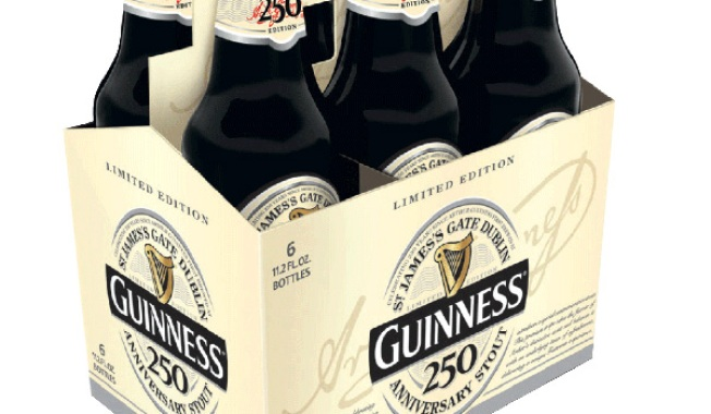 Guinness Unveils New Brew