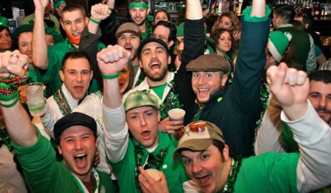 Celebrate Halfway to St. Patrick's Day