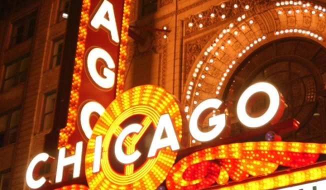 Man Falls From Balcony at Chicago Theatre