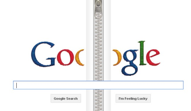 Google Pays Homage to Zipper's Inventor