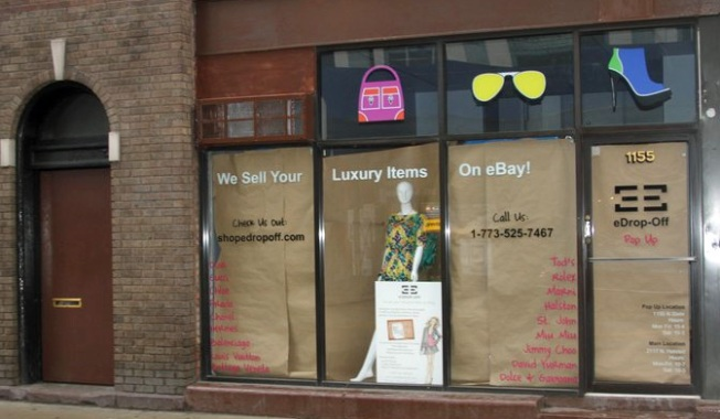 eDrop-Off Plans Pop-Up Store