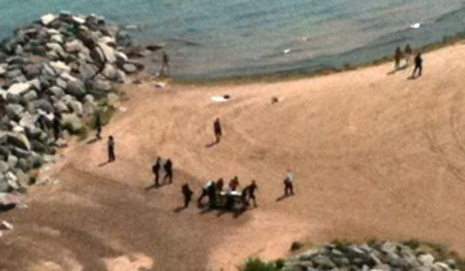Body Pulled from Lake in Edgewater