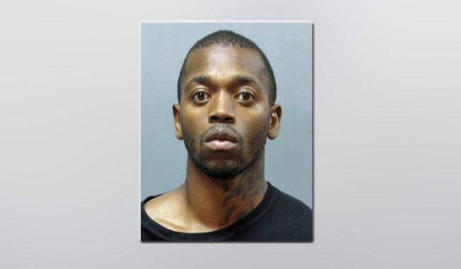 Would-Be Bank Robber Crashes Getaway Car Into Cop Car