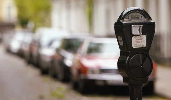 Inside The Parking Meter Mess