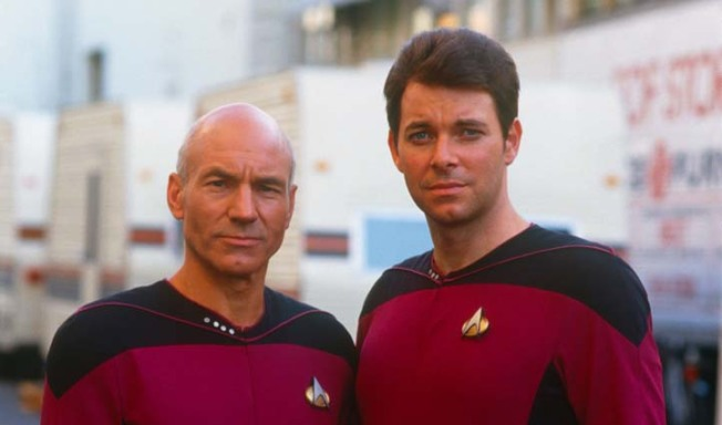 'Star Trek: The Next Generation' Warps into Blu-Ray
