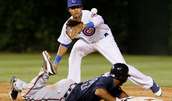 Cubs Fall to Braves