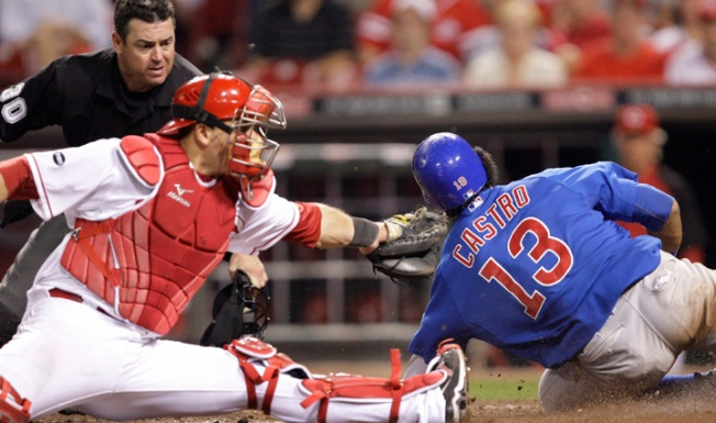 Castro Leads Cubs Over Reds