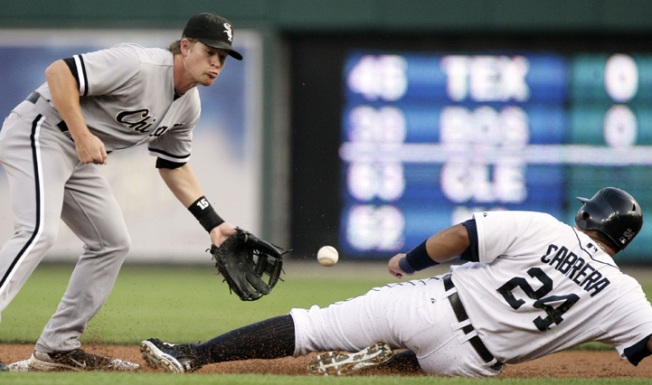 Tigers Pounce on White Sox
