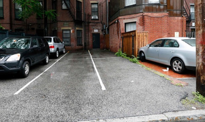 Five of the World's Most Expensive Parking Spaces