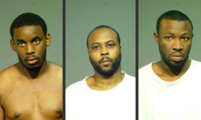 3 Arrested During Traffic Stop Shooting