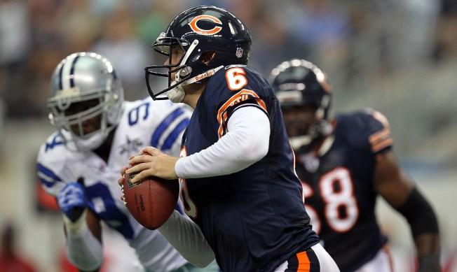 Bears Beat Cowboys in Dallas