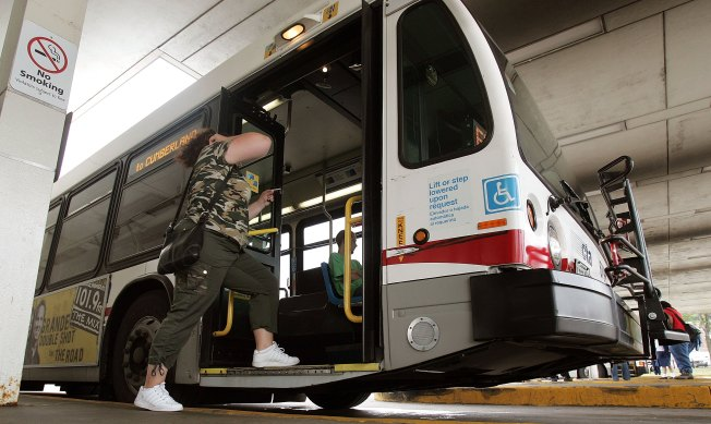 Transit Funding Favors White Riders: Lawsuit