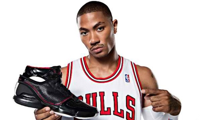 Derrick Rose Launches Signature Kicks