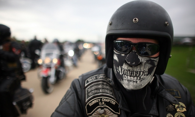 Bikers are Born To Be Mild
