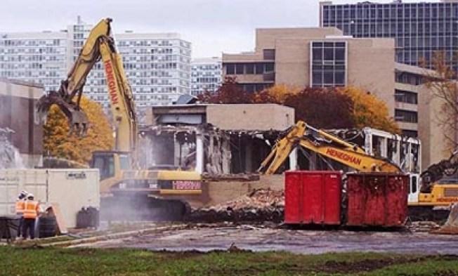 Daley's Bulldozers vs. National Register