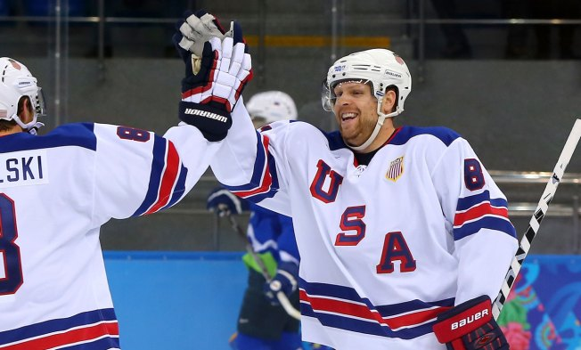 On Golden Ponds: Kessel Siblings Leading Olympics Scoring