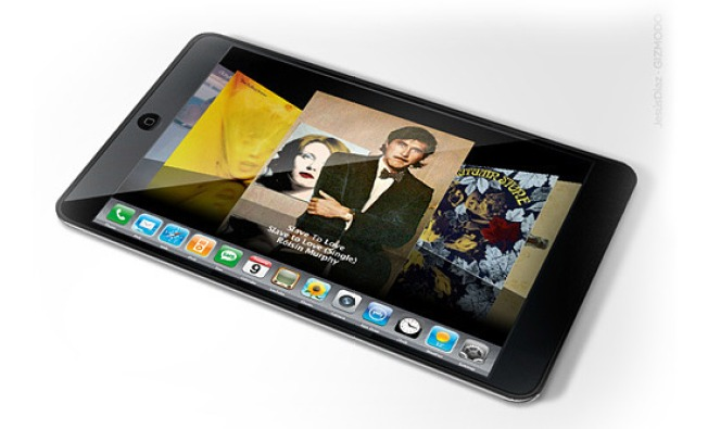 """Latest Apple Tablet Rumors: It's a """"Media Player"""""""