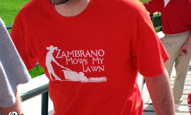 Cards Fan Sports Racist Zambrano Shirt