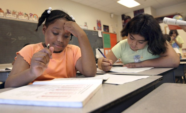 Bill Proposes Third-Graders Be Held Back If They Don't Pass Reading Test