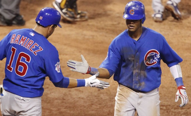 Strong Pitching Lifts Cubs Over Pirates