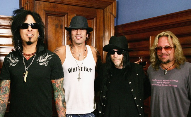 7/22: Dillinger, Wine Tasting and Motley Crue