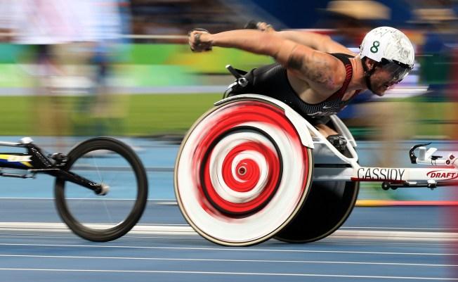 2019 Bank of America Chicago Marathon Wheelchair Elite: Josh Cassidy
