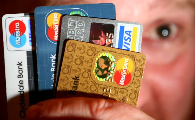 Credit Crunch Squeezing Consumers