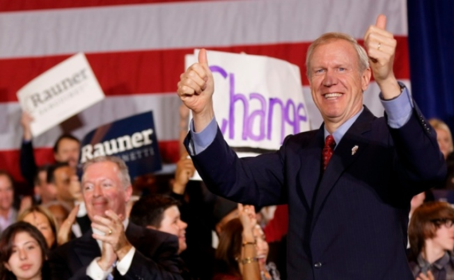 Rauner Meets With Madigan, Cullerton For First Time