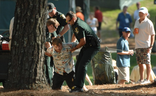 It's Not Just Philly Fans: Man Tasered at Golf Tourney