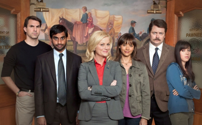 """Parks and Recreation"" Kicks Off Season with Chicago Scenes"