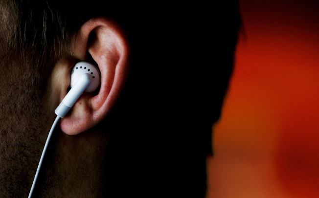 Man Listening to MP3 Player Hit By Fire Truck