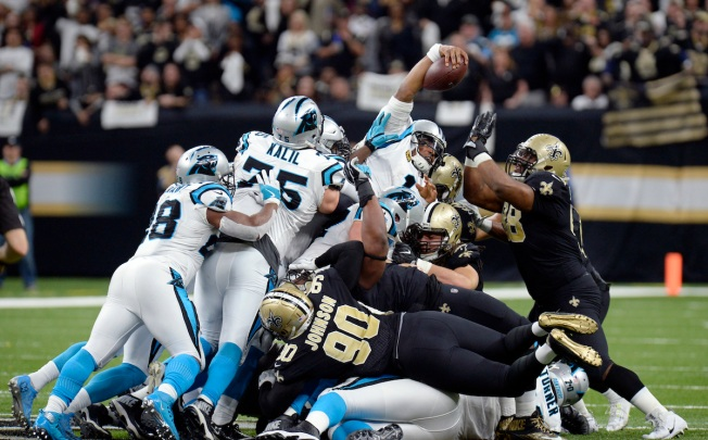 NFL NFLPA to Review How Panthers Handled Hit on QB Newton