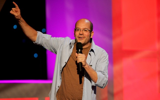 Listen to David Cross Read From His New Book