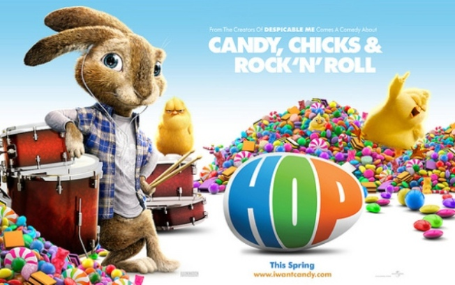 "Win Tickets to Universal Pictures' ""Hop"""