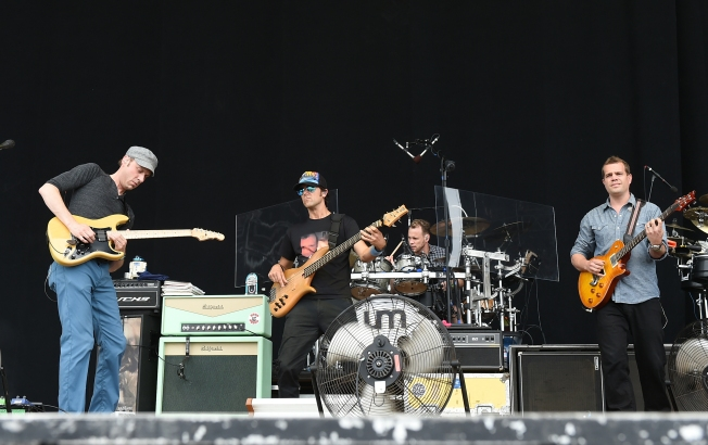 Dozens of Citations Issued at Umphrey's McGee Ravinia Concert