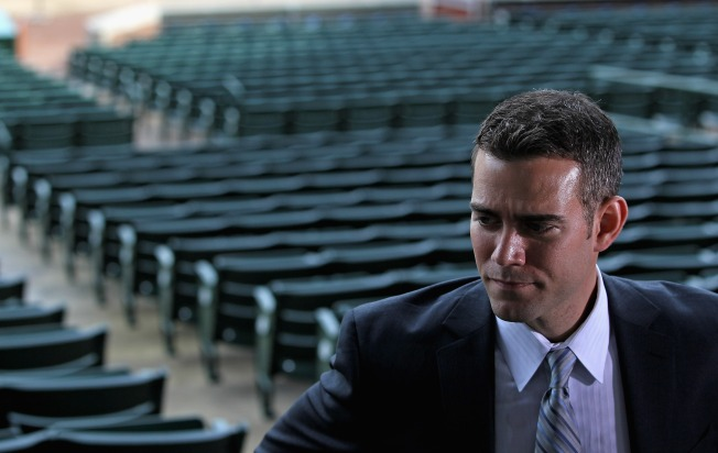 Theo Epstein Reveals Cubs' Offseason Priorities