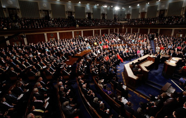 Congressmen Behaving Badly