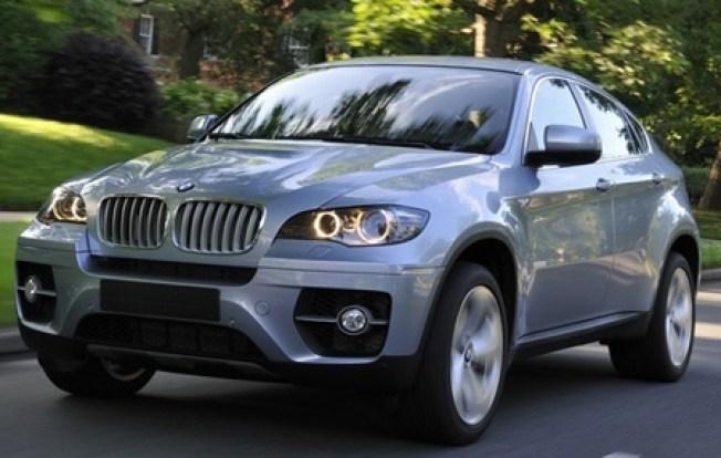 BMW Unveils Two Hybrids