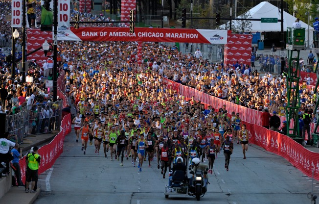 Chicago Marathon: A History Lesson In Weather