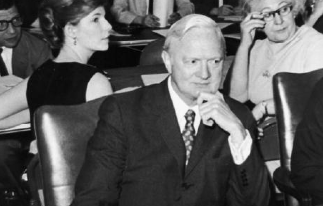 Former Sen. Harry Byrd Jr. of Virginia Dies